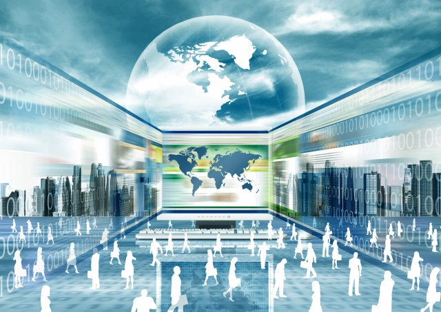 Virtual 3d World