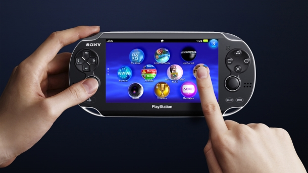 The Playstation Vita